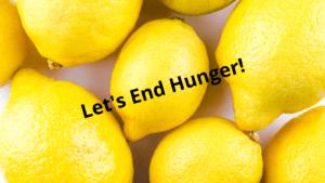 Let's End Hunger!