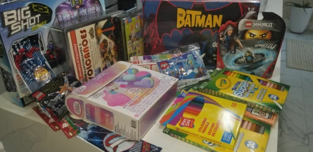 Holiday Toy donation 2020