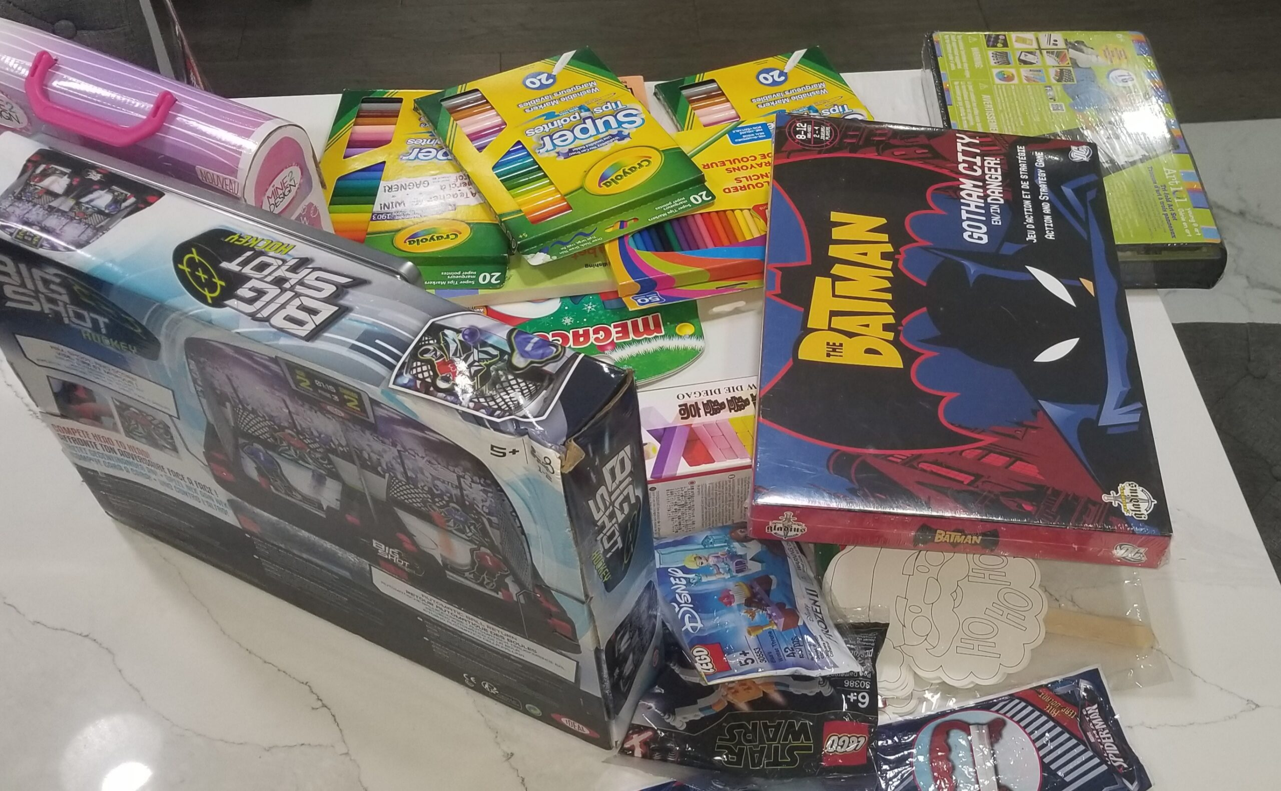 Toy donation 2020